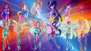 Winx Club Season 6 Couture Wallpaper by artismylife21