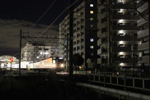 The night train by lazzaris