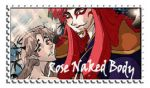 Cain and Lucifero STAMP by darkLordFaust7