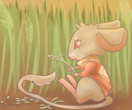 Planting Some Grass by DarkVoice1