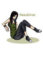 Nade quick drawing by nadine20