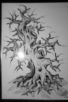 Tree by itchysack