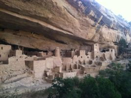 Mesa Verde by BrightOcotillo