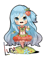 ChibiCM : Luna by chobble