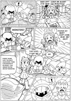 Kirby Princess of Dream Land comic Page-11 by Deitz94