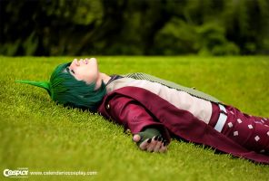 AMAIMON / AO NO EXORCIST by Calendario-Cosplay