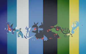Pokemon Spectrum - Dragon
