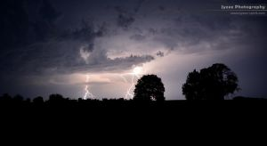 Lightnings by Jyzee