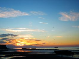 Arromanches - One by treoni