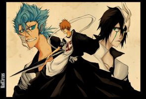 BLEACH: Enemies of the Death by MadCircus