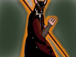 Master Splinter 2012 by GameInkMan