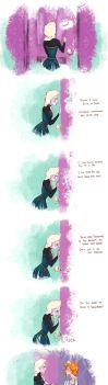 Frozen Feet by samanthadoodles