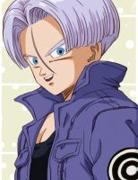 Future Trunks by millancita