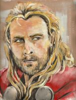 Thor:The Dark World by BowieKelly