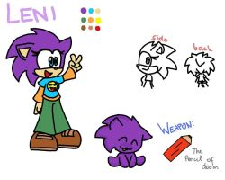 reference Leni by LeniProduction