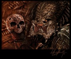25th anniversary of Predator by NathanielBirr