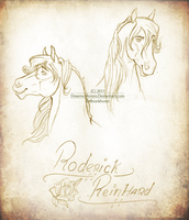 Roderick Reinhard by Dreams-Horses