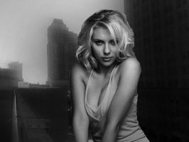 SCARLETT JOHANSSON WANTS TO PLAY WITH ME by darthbriboy