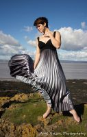 Windswept dress by AngiWallace