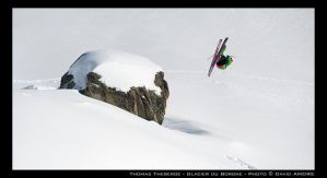 Thomas Theberge - Mont Vallon. by ahky