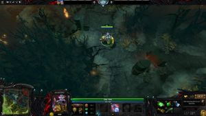 Dota 2 HUD of Dark Mysteries by deviantartspeedfreak