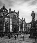 Cathedral Edinburgh by JANorlin