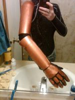 Phase one clockwork arm by AcE-oFkNaVeS
