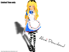 MMD: alice by 00psy