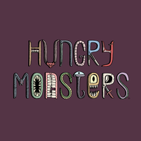 Hungry Monsters by Andres-Morales