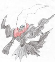 Darkrai by MisakiChi123