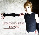 Sanzo Cosplay TryOut 1 by Neko-zuki