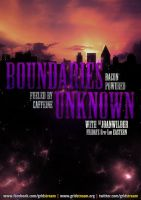 GSP - Boundaries Unknown Poster (Alt) by Lykeios-UK