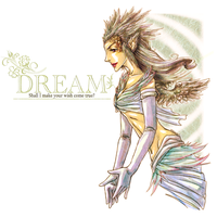 Dream of Me by ahou