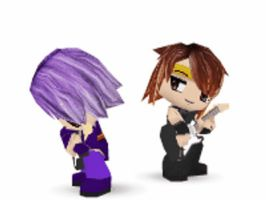 Ayane and Ryu Hayabusa HEAVY METAL by LegendaryDragon90