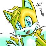 Tails Prower by NightSaber