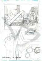 VS page 6 pencils by Maxahiss