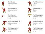 The Flash Cursor Pack by Superman8193
