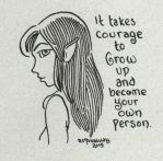 Courage by Zage56