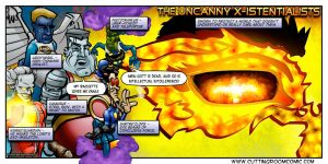 The Uncanny X-istentialists by CuttingRoom