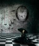 Running Out of Time by breezyskye