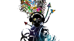 Dubstep Wallpaper by benny4683