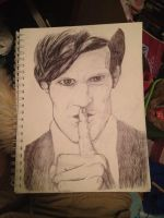 Matt Smith by KyleeLessThan3
