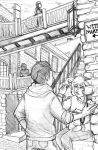 Draw for Seqa: River Street Perspective by Pencil-Only