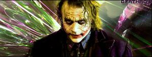The Joker 2 Signature by gtdeathrow