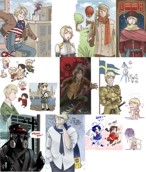 APH - Iscribble dump 2 by Jacyll
