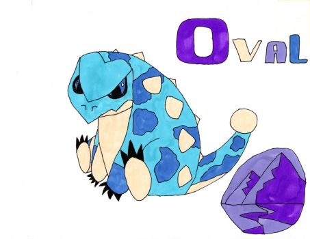Oval - Talarurus by Aubrie1234