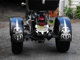 rear fender overlays by Licataknives