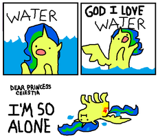 gOD I LOVE WATeR by funkyG09