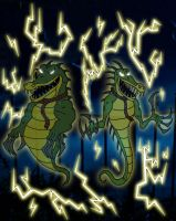 The Gator Brothers by Inkheart7