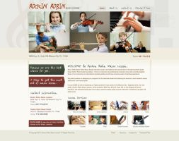 rockin robin music lesson by ijographicz